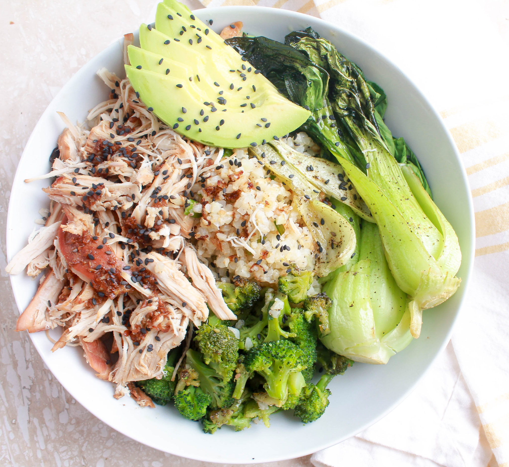 Paleo Slowcooker Teriyaki Chicken